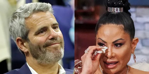 'Watch What Happens Live' host Andy Cohen broke his silence on the federal arrest of 'Real Housewives of Salt Lake City' star Jen Shah.