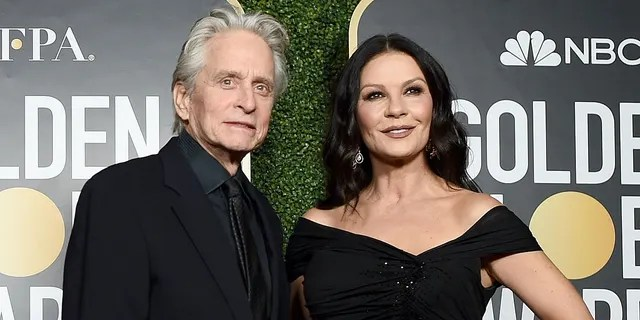 Catherine Zeta-Jones and Michael Douglas met at a Deauville Film Festival in France. They have been married since 2000.
