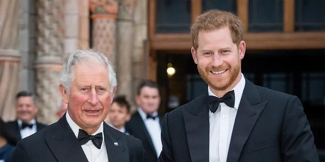 Prince Harry acknowledged that his relationship with Prince Charles is strained.