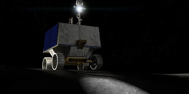 NASA's Volatiles Investigating Polar Exploration Rover, or VIPER, is a mobile robot that will go to the South Pole of the moon to get a close-up view of the location and concentration of water ice that could eventually be harvested to sustain human exploration on the moon, Mars — and beyond. VIPER represents the first resource mapping mission on another celestial body.