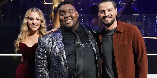 'American Idol' concluded by announcing a winner among its top 3 in a two-hour finale.