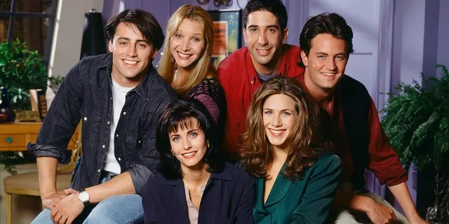 The 'Friends' characters shared a lot of moments on the show that wouldn't fly on modern TV.