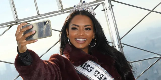 Asya Branch will be representing USA during this year's Miss Universe competition.
