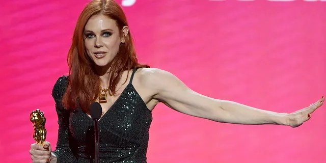 Actress Maitland Ward is penning a book titled, 'My Escape From Hollywood: Why I Left to Become a Porn Star.' (Photo by Ethan Miller/Getty Images)