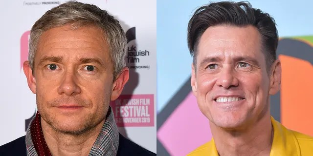 Martin Freeman slammed Jim Carrey's performance in 'Man on the Moon' as 'narcissistic' and ''selfish' after learning of Carry's outlandish behavior on set.