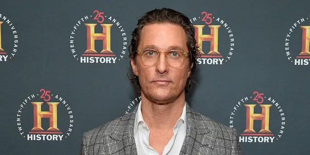 Matthew McConaughey spoke out against mask hesitancy.