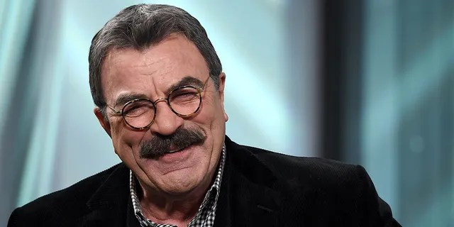 Tom Selleck served in the Vietnam War. (Photo by Jamie McCarthy/Getty Images)