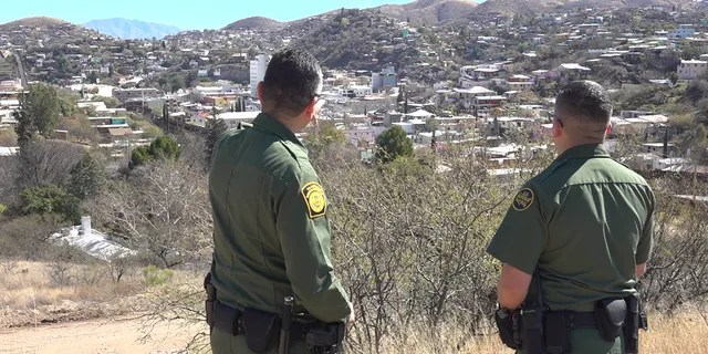 Across the Southwest border,the number of migrants encountered in April increased slightly to 178,622 compared to already high numbers in March, 173,383 (Stephanie Bennett/Fox News).
