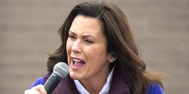 Last year, Whitmer put major restrictions on personal movement and the economy because of COVID-19, although many limits have since been lifted. The Michigan Capitol was the site of rallies, including ones with gun-toting protesters calling for the governor's removal.