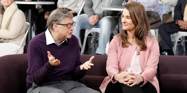 Bill and Melinda Gates have been married for 27 years.