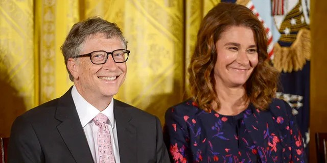 Bill Gates and Melinda Gates announced on Monday they would be divorcing after 27 years of marriage. (Photo by Leigh Vogel/WireImage)