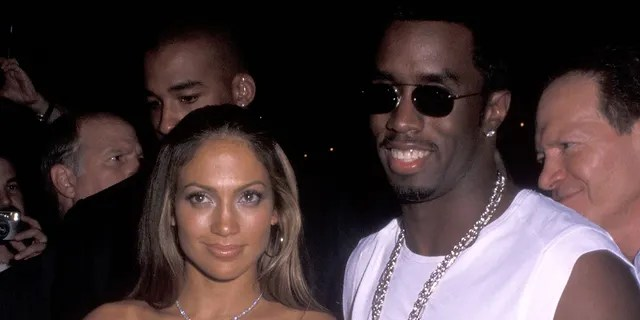 Jennifer Lopez and Sean Combs reportedly met on the set of a music video. (Getty Images)