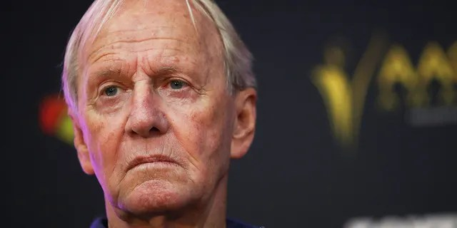 Paul Hogan says he's 'homesick' as he's thousands of miles away from his native Australia. The actor has been living in Venice Beach, Calif. for years.