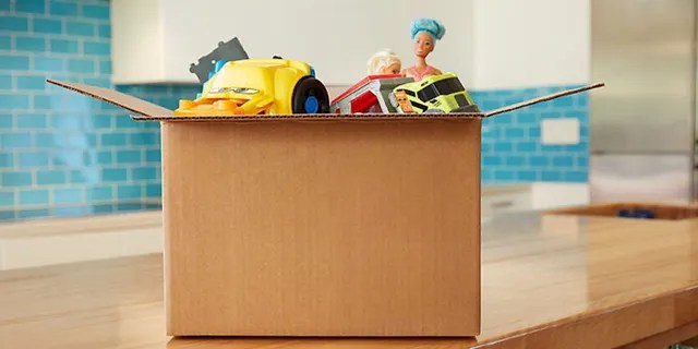 Mattel will reuse materials from old toys families send back to make new ones. (Mattel).