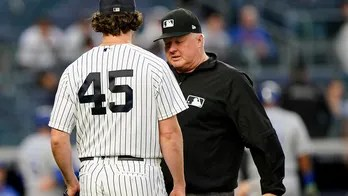 Cole's strikeouts, spin rate down, Royals rally past Yanks