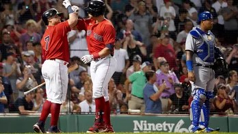 Renfroe homers twice, Red Sox rally to beat Royals 6-5