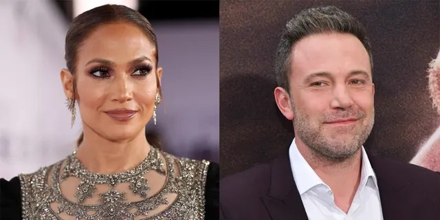 Jennifer Lopez and Ben Affleck were seeing cuddling up during a dinner date in Los Angeles.