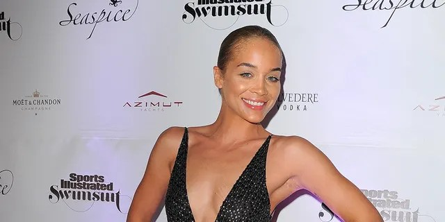 Jasmine Sanders made her Sports Illustrated Swimsuit debut in 2019. That same year, she took home the Rookie of the Year title.