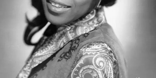 Country singer Linda Martell poses for a portrait circa 1969 in Nashville, Tenn. The first Black woman to play the Grand Ole Opry, Martell was honored with the CMT Equal Play Award at Wednesday night's CMT Music Awards. (Photo by Michael Ochs Archives/Getty Images)