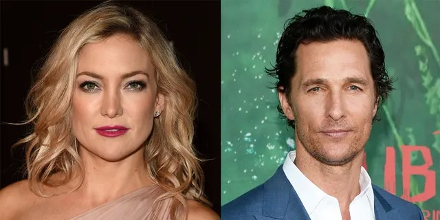 Kate Hudson said that she believes Matthew McConaughey has 'a real chance' of being elected governor of Texas.