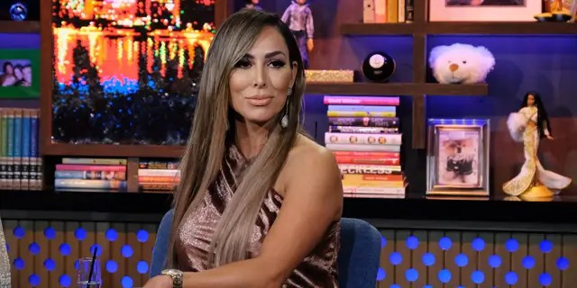 """Former """"Real Housewives of Orange County"""" star Kelly Dodd says she was fired from the show because she is conservative."""