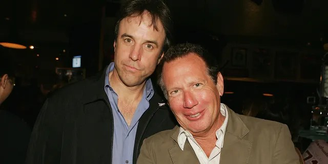 Kevin Nealon revealed a necklace containing Garry Shandling's ashes was stolen form his home.