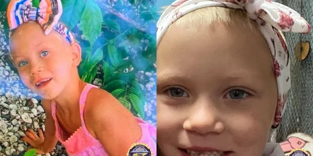 She is about 3 feet tall and weighs around 40 pounds. At the time she went missing, she was wearing gray pants, a pink shirt and may have been barefoot. Her blonde hair is believed to be shorter than it appears in most of the pictures of her that authorities have circulated to help the search.