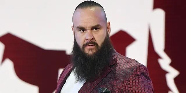 WWE wrestler Braun Strowman was released by the organization.