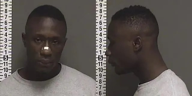 Kollie was arrested in Fargo following the attack, police said.