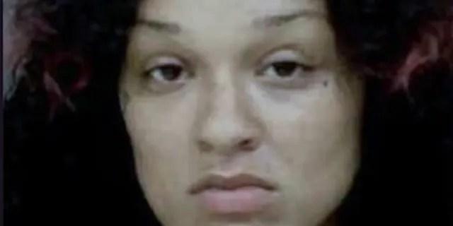 Mug shot of Malikah Bennett taken by the Charlotte-Mecklenburg Police Department