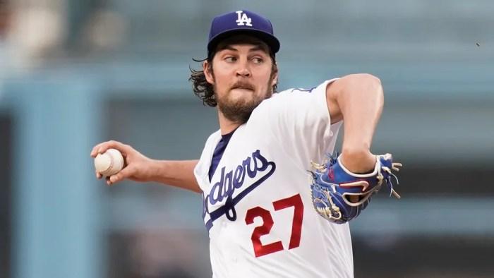 Report: Dodgers' Trevor Bauer under investigation over alleged assault of woman