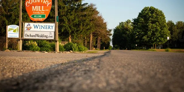 A photo of Country Mill Farms, which is in a long-running legal battle with the city of East Lansing. (ADF)