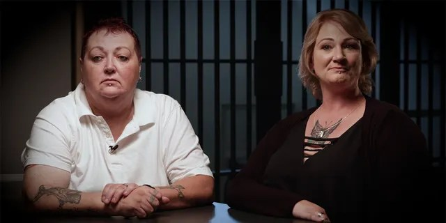 Donovan Bering and Tracy Brown Bering spoke out on Lifetime's 'Cellmate Secrets.'