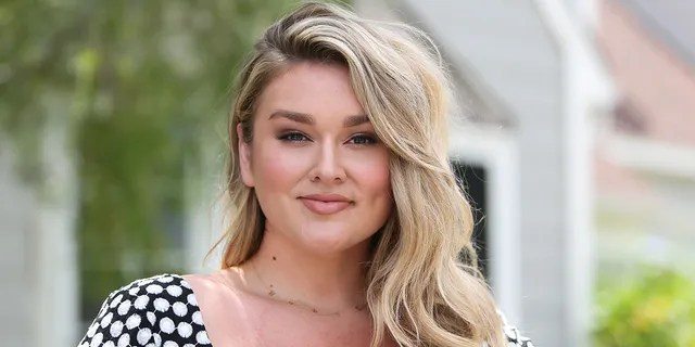 Hunter McGrady and her husband Brian Keys welcomed a son named Hudson Tynan at the end of June.