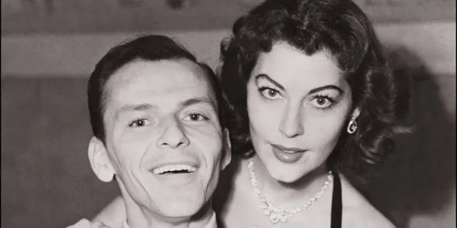 Frank Sinatra and Ava Gardner were married from 1951 until 1957.