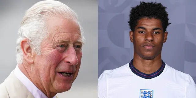 Prince Charles spoke to U.K.'s Radio 4 on Wednesday and highlighted Marcus Rashford's mission to tackle child hunger off the field.