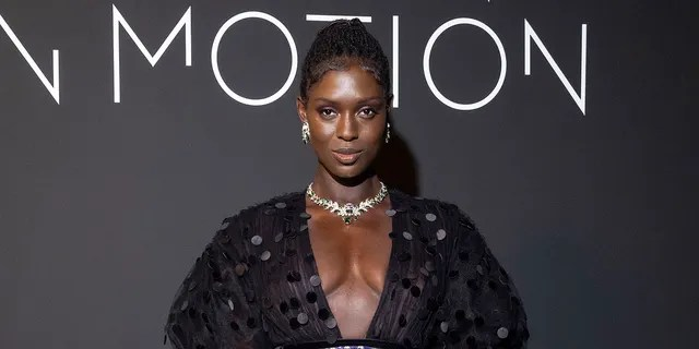 Jodie Turner-Smith was the victim of a jewelry heist at Cannes.