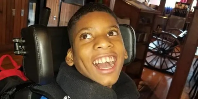 Jacah Jefferson, 14, endured a 31-day hospital stay after the incident in January, his family told Fox News.