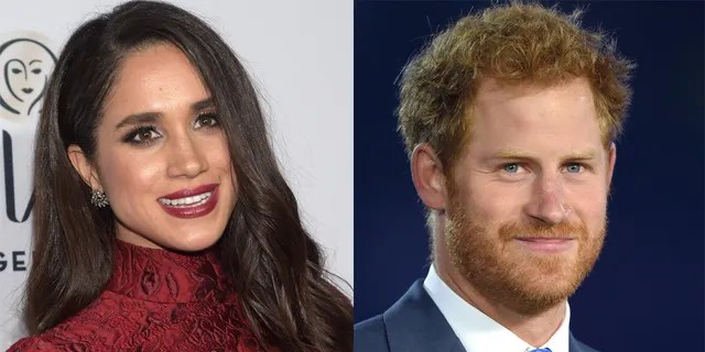 Meghan Markle and Prince Harry met in 2016.
