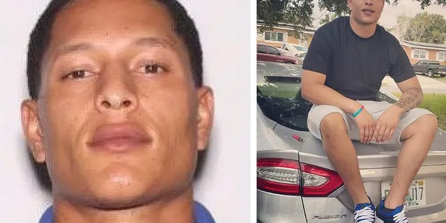 Photos of Armando Caballero, who died of an apparent suicide days after Marcano's disappearance.