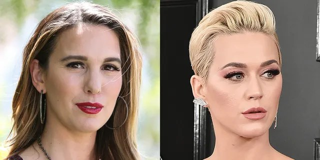 Former Disney star Christy Carlson Romano, left, claims Katy Perry caused her to lose a record deal.
