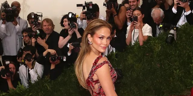 Jennifer Lopez attends 'China: Through the Looking Glass', the 2015 Costume Institute Gala, at Metropolitan Museum of Art on May 4, 2015 in New York City.