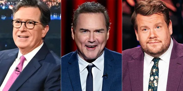 Late-night comedians took time out of their shows to honor late comedian Norm Macdonald.