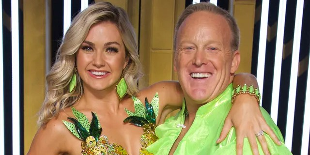 Sean Spicer was featured in Season 28 with partner Lindsay Arnold.