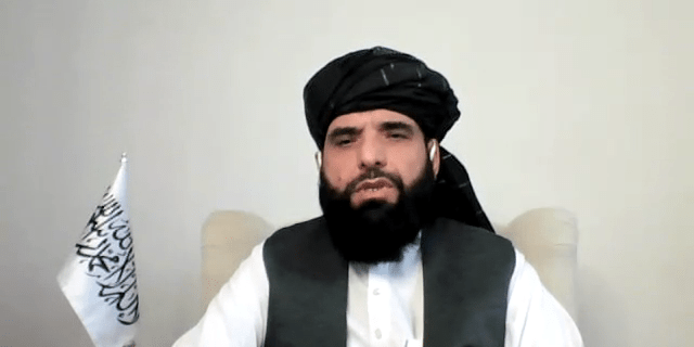 Taliban spokesperson Suhail Shaheen told Fox News that the U.S. 'should not be changing our culture.'