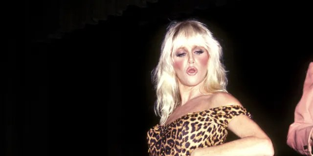 Suzanne Somers during her Studio 54 days.