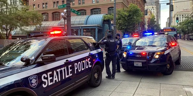 Police responded to a third shooting incident Tuesday evening in the 200 block of Yesler Way in the Pioneer Square neighborhood.