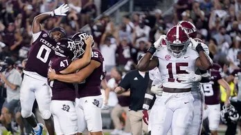 Alabama players have a 'point to prove' following TAMU loss