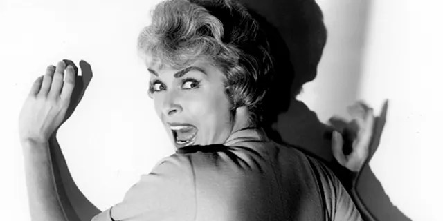 Janet Leigh in 'Psycho.'