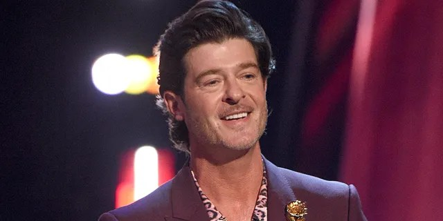 Robin Thicke was ordered to pay a large sum of money to Marvin Gaye's family in the Blurred Lines lawsuit.